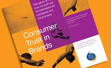 Consumer Trust in Brands