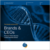 Brands and CEOs