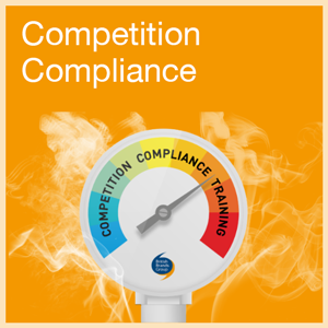Competition compliance training