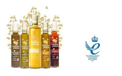 Farrington Oils Win Queen's Award for Enterprise for Sustainable Development #WhatBrandsDo