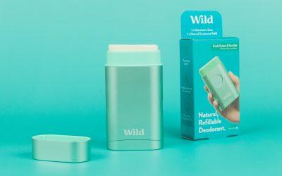 Wild Refillable Deodorant Secure First UK Supermarket Listing #WhatBrandsDo