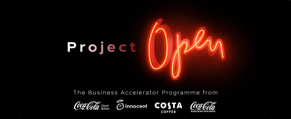 Coca-Cola Europacific Partners Project Open #WhatBrandsDo