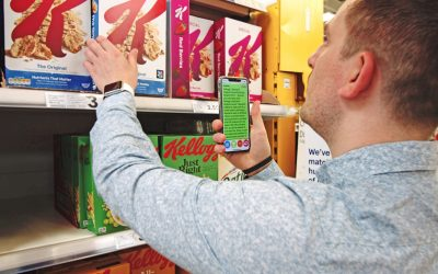 Kellogg's rolls out accessible cereal boxes for blind and partially sighted people #WhatBrandsDo