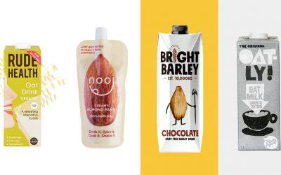 The Rise of Plant-Based Milk Brands #WhatBrandsDo