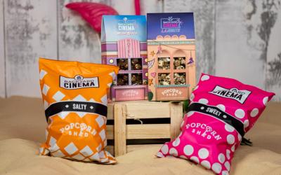 Popcorn Shed and Backyard Cinema join forces on bespoke popcorn  #WhatBrandsDo