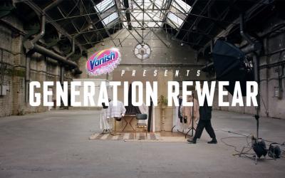 Vanish Generation Rewear #WhatBrandsDo